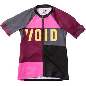 VOID Ride Kurzarm Trikot Damen tibetan square